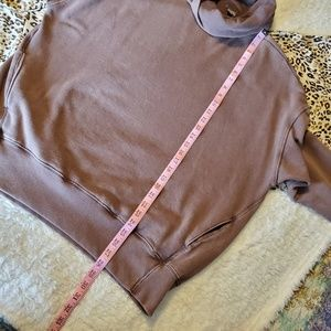 *Aerie* Turtleneck Sweatshirt